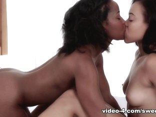 Crazy pornstars Chanell Heart, Ivy Sherwood, Daisy Ducati in Hottest Natural Tits, Black and Ebony.