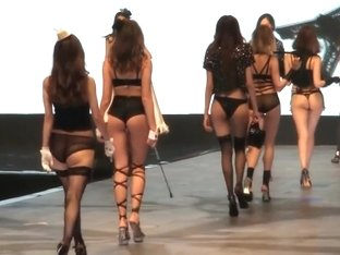 Sexy Lingerie Show Hot Thongs