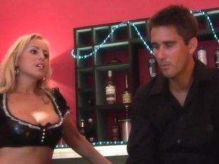 Horny pornstar Savannah Gold in amazing blonde, brazilian xxx movie
