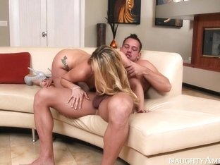AJ Applegate & Johnny Castle in My Friend Shot Girl
