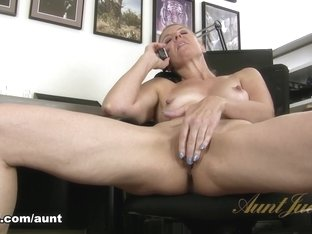 Lacy in Masturbation Movie - AuntJudys