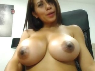 Big boob latina with big suckable nipples