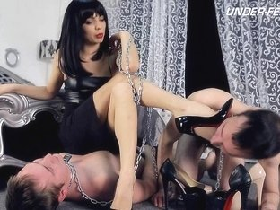 Mistress Gabriella Videos - Under-Feet