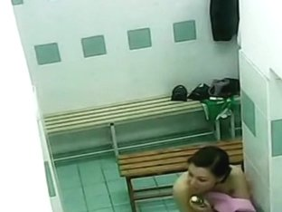 Voyeur captures students naked in the girl's lockerroom