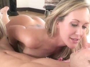 Lia Lor sharing BF with stepmom Brandi