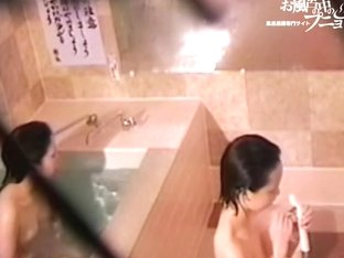 Asian doll washing her body and rubbing down the skin dvd 03230