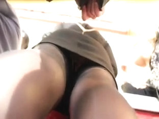 Upskirt! Amateur Mixed!