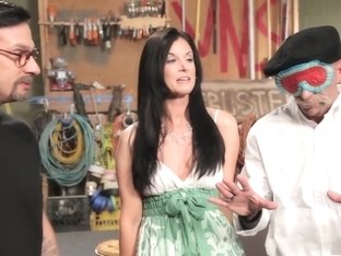 Amazing pornstar India Summer in best mature, facial porn clip