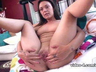 Exotic pornstar Olivia Wilder in Hottest Masturbation, Solo Girl xxx video