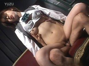 Crazy Japanese girl in Amazing JAV uncensored Co-ed movie
