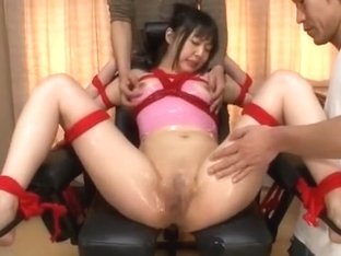 Incredible Japanese whore in Horny BDSM, Dildos/Toys JAV clip