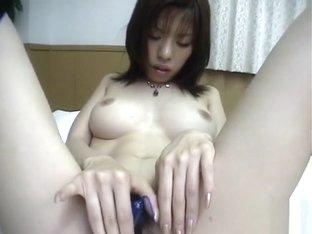 Crazy Japanese girl in Incredible Cumshots, Masturbation/Onanii JAV clip