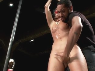 Fabulous fetish xxx scene with best pornstars India Summer and Mickey Mod from Dungeonsex