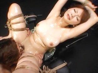 Best Japanese model Riria Himesaki in Incredible Fingering, BDSM JAV video