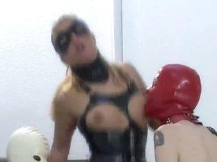 slaver and mistresse femdom