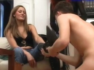 Under-Feet Video: