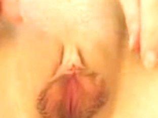 Close-Up Shot Of A Fat Cunt