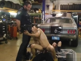 Emo boys gay porn Get torn up by the police
