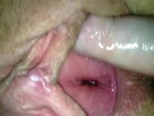 Outlandish close up of her cum-hole
