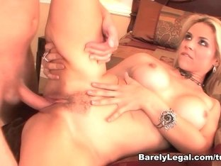 Horny pornstar in Crazy Hardcore, Blonde porn video