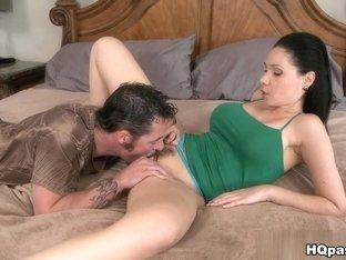 Incredible pornstar in Fabulous Blowjob, Hairy sex scene
