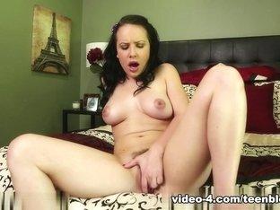 Fabulous pornstar in Best Blowjob, Brunette xxx video