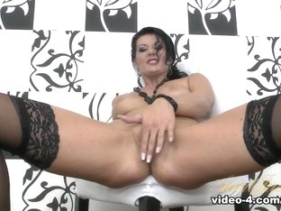 Hottest pornstar Celine Noiret in Amazing Big Ass, Masturbation porn scene