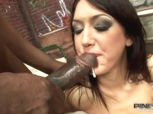 Hottest pornstar in Fabulous Black and Ebony sex video