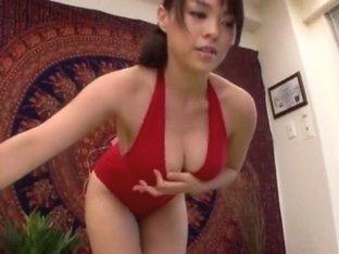 Best Japanese slut Reiko Nakamori in Amazing Fetish, Public JAV video