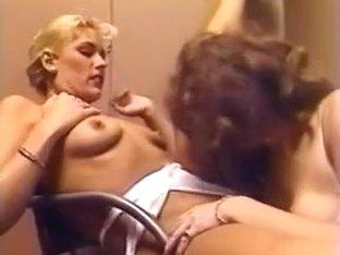 Lacy Rose & Debi Diamond : 2rny Pigs - 1 Strap On