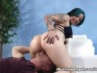 Crazy pornstar Bill Bailey in Best Cunnilingus, Big Tits sex scene