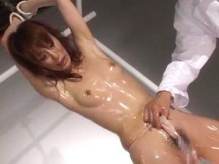 Crazy Japanese model in Exotic Threesomes, BDSM JAV scene