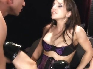Leya Falcon and cytherea in a wild threesome