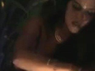 Sensuous Indian Hotty Saree Striptease