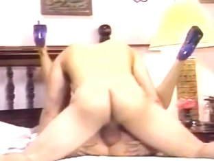 Riding the dick with real passion
