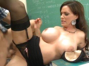 Diamond Foxxx & Kris Slater in My First Sex Teacher