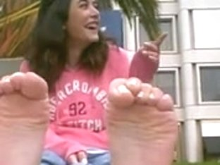 Turkish Cutie Wonderful Feet