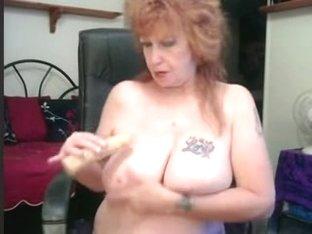 hawt n indecent granny