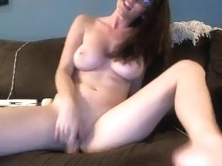 Livecam honey playing with vib