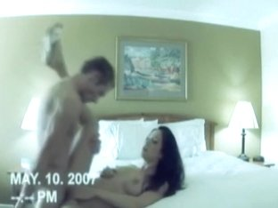 Romantic sex in european hotel