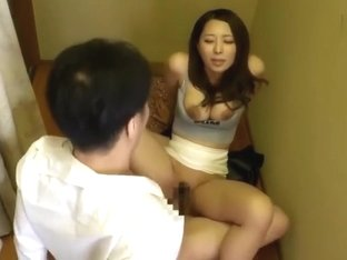 She needs to relax after work with her male colleague 1 sw-570