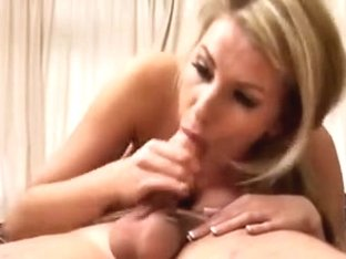 Sexy golden-haired has insane 69 oral sex skills