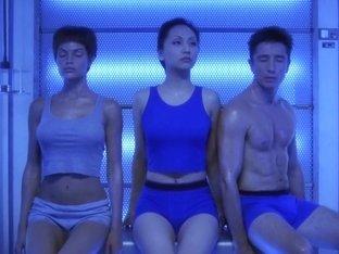 Star Trek Enterprise (2003-2005) Jolene Blalock, Linda Park