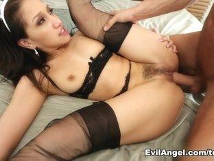 Incredible pornstars Danny Mountain, Vicki Chase in Amazing Big Tits, Asian sex movie