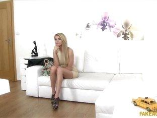 Exotic pornstar Lana Roberts in Horny Casting, College sex movie