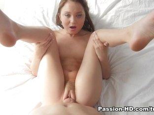 Best pornstar Kota Sky in Crazy Small Tits, Cunnilingus xxx scene