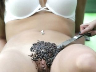 We fertilize her vagina with some magic seeds