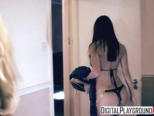 Brooklyn Blue Danny D Franceska Jaimes - BlowBack - DigitalPlayground