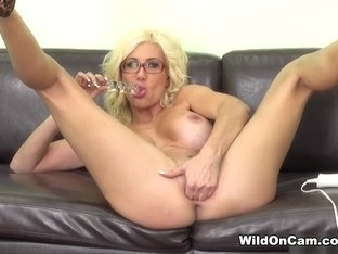 Hottest pornstar Puma Swede in Amazing Fake Tits, Dildos/Toys adult video