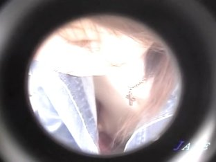 Exquisite porn voyeur video with some real japanese bosoms
